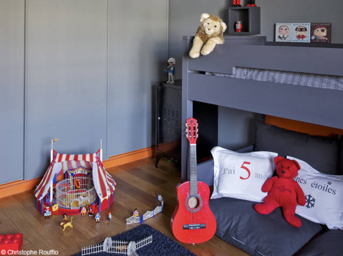 Awesome Chambre Garcon 5 Ans Pictures - Design Trends 2017 ...