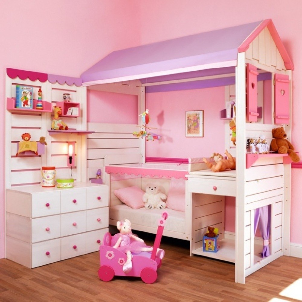 stunning chambre petite fille 3 ans photos. Black Bedroom Furniture Sets. Home Design Ideas