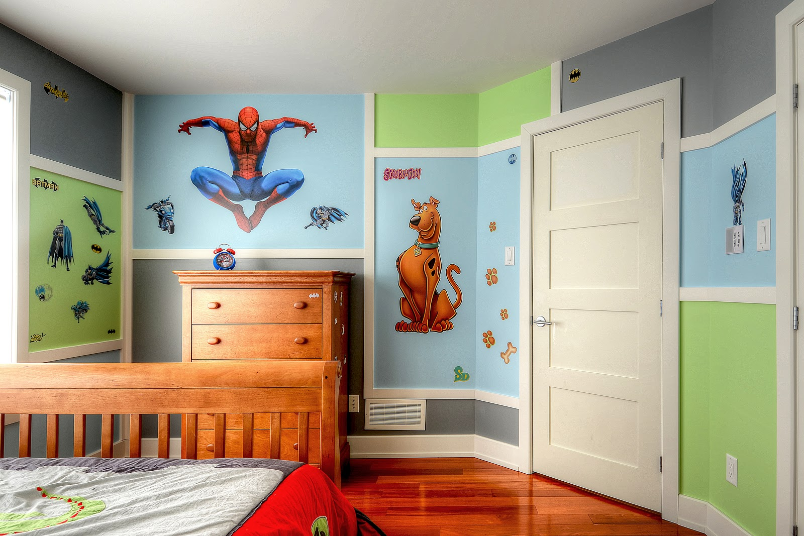 Stunning idee chambre bebe 2 ans 2 pictures design - Chambre de bebe garcon ...