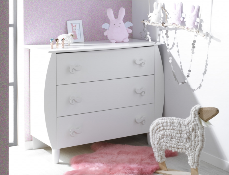 Commode bebe fille - bebe confort axiss