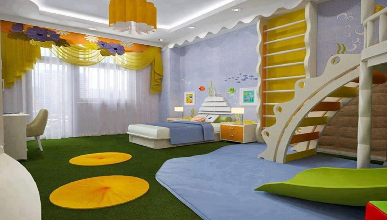 Stunning Decoration Chambre D Enfant Photos Design