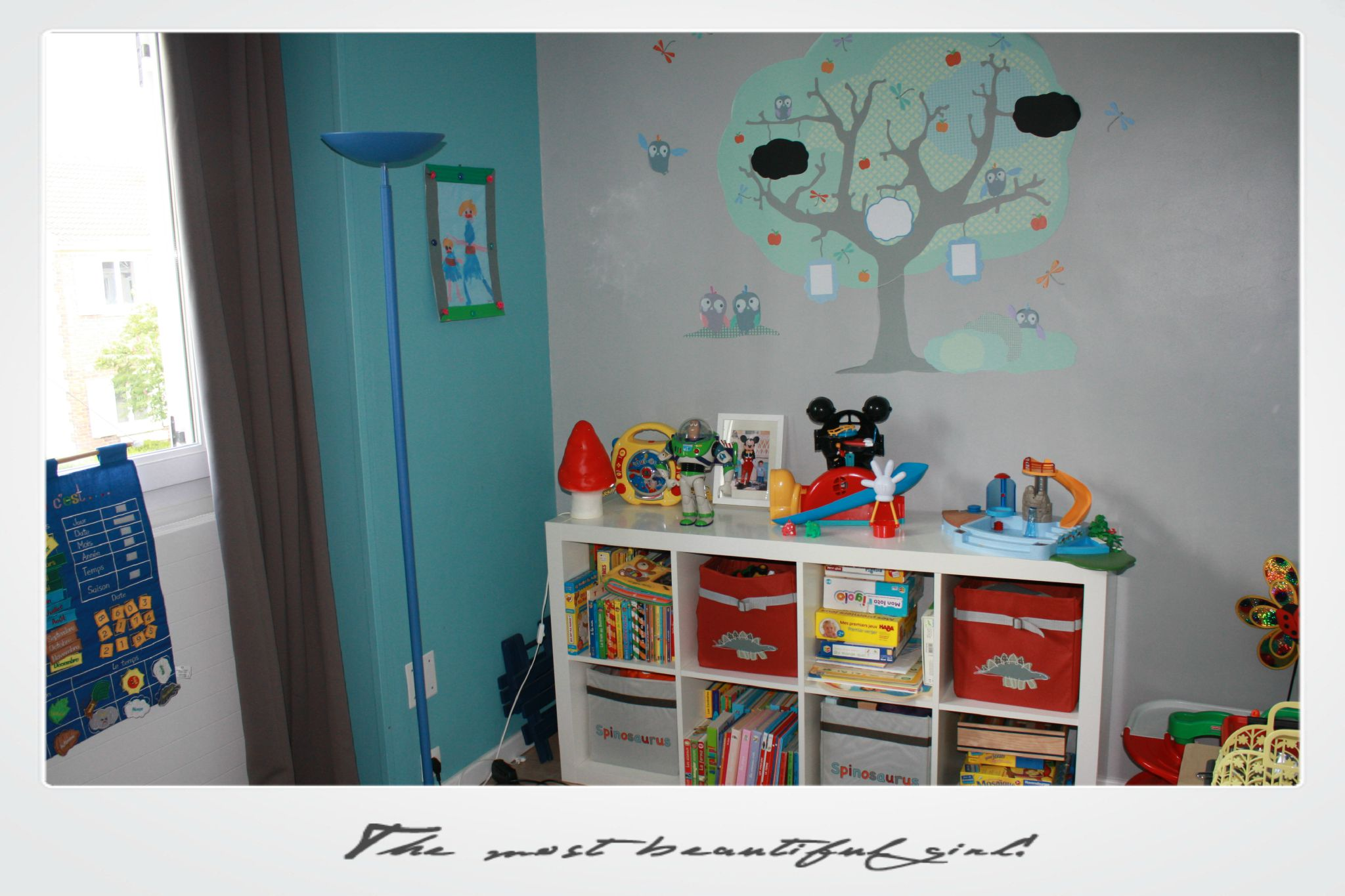 D co chambre gar on 3 ans bebe confort axiss - Decoration chambre garcon 4 ans ...