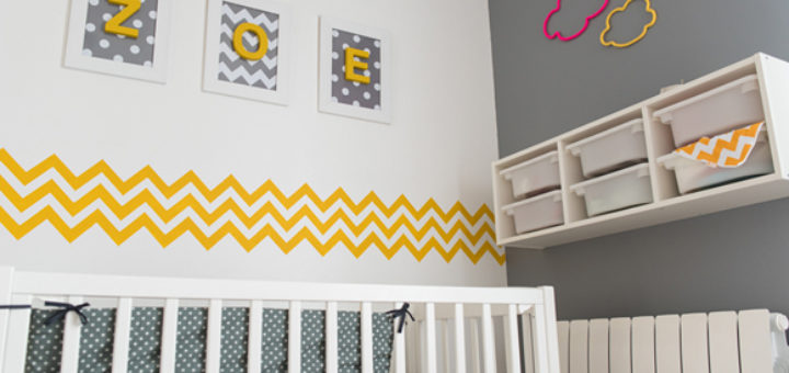 deco chambre bebe jaune et gris bebe confort axiss. Black Bedroom Furniture Sets. Home Design Ideas
