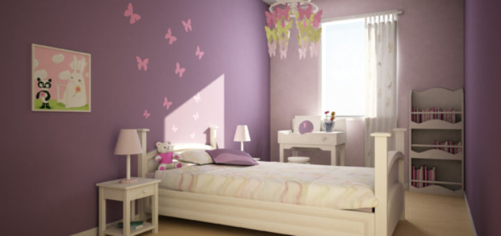 Déco chambre fille 4 ans - bebe confort axiss