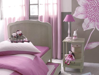 Awesome Idee Deco Chambre Fille 6 Ans Pictures - Awesome Interior ...