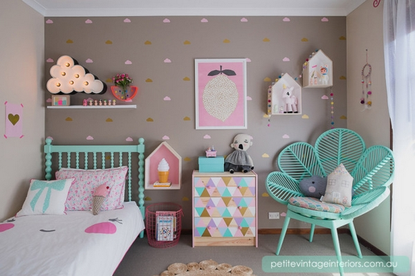 Deco chambre petite fille - bebe confort axiss