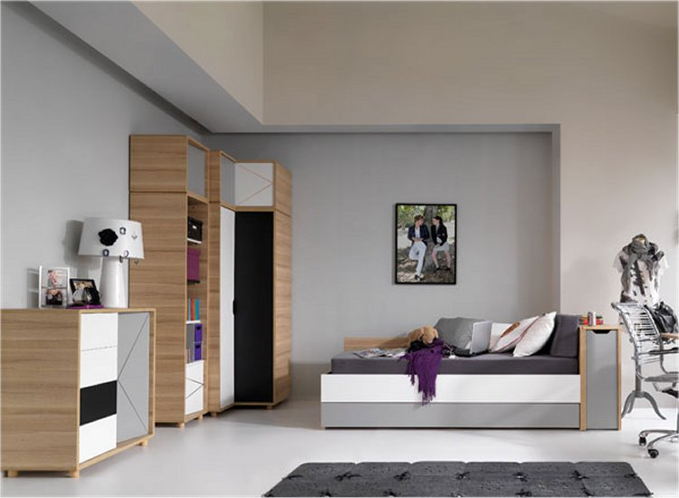 meuble chambre ado bebe confort axiss. Black Bedroom Furniture Sets. Home Design Ideas