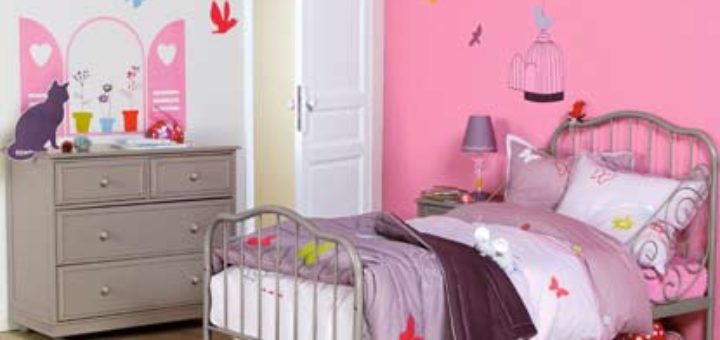 Modele chambre fille bebe confort axiss for Modele chambre bebe fille