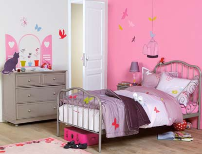 Modele chambre fille - bebe confort axiss