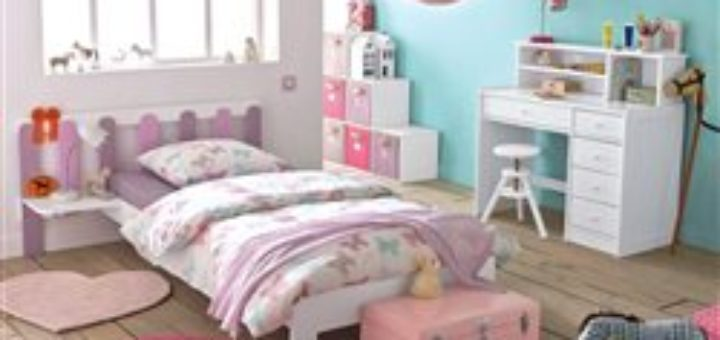 deco chambre fille 6 ans bebe confort axiss. Black Bedroom Furniture Sets. Home Design Ideas