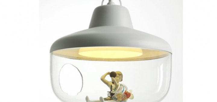 Luminaire chambre ado fille - bebe confort axiss
