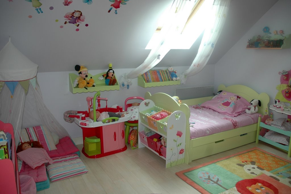 Awesome Deco Chambre Fille 6 Ans Gallery