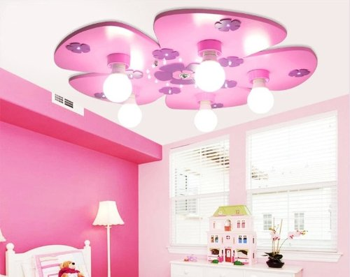 Lampe plafond chambre fille bebe confort axiss Lampe chambre bebe fille